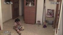 Une petite fille victime d'étranges phénomènes paranormaux