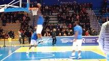 Match UJAP Quimper 29 contre Lille Métropole Basket Clubs
