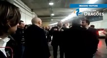 Benfica fala em pressão e coacção do FC Porto. E esta do Rui Costa Já se esqueceram