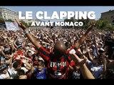 Clapping : Nice ! Nice ! Nice ! résonne place Masséna