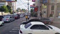 Au Honduras, les piétons ne rigolent pas avec le respect des passages piétons