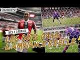 Les 4 clameurs niçoises contre Monaco