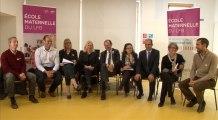 #SemaineLFM : table ronde sur l'école maternelle depuis la nouvelle école maternelle du Lycée français de Barcelone