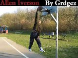 Allen Iverson Crossover(Michael Jordan)One Producion Of Grdg