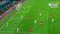 Fedor Smolov Goal HD - Russia 3-3 Spain 14.11.2017