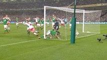 Qualifications Coupe du Monde 2018 - Irlande / Danemark - Le but contre son camp de l'irlandais Cyrus Christie