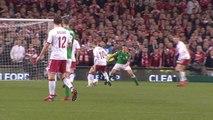 Qualifications Coupe du Monde 2018 - Irlande / Danemark - Magnifique frappe d'Eriksen qui douche les Irlandais