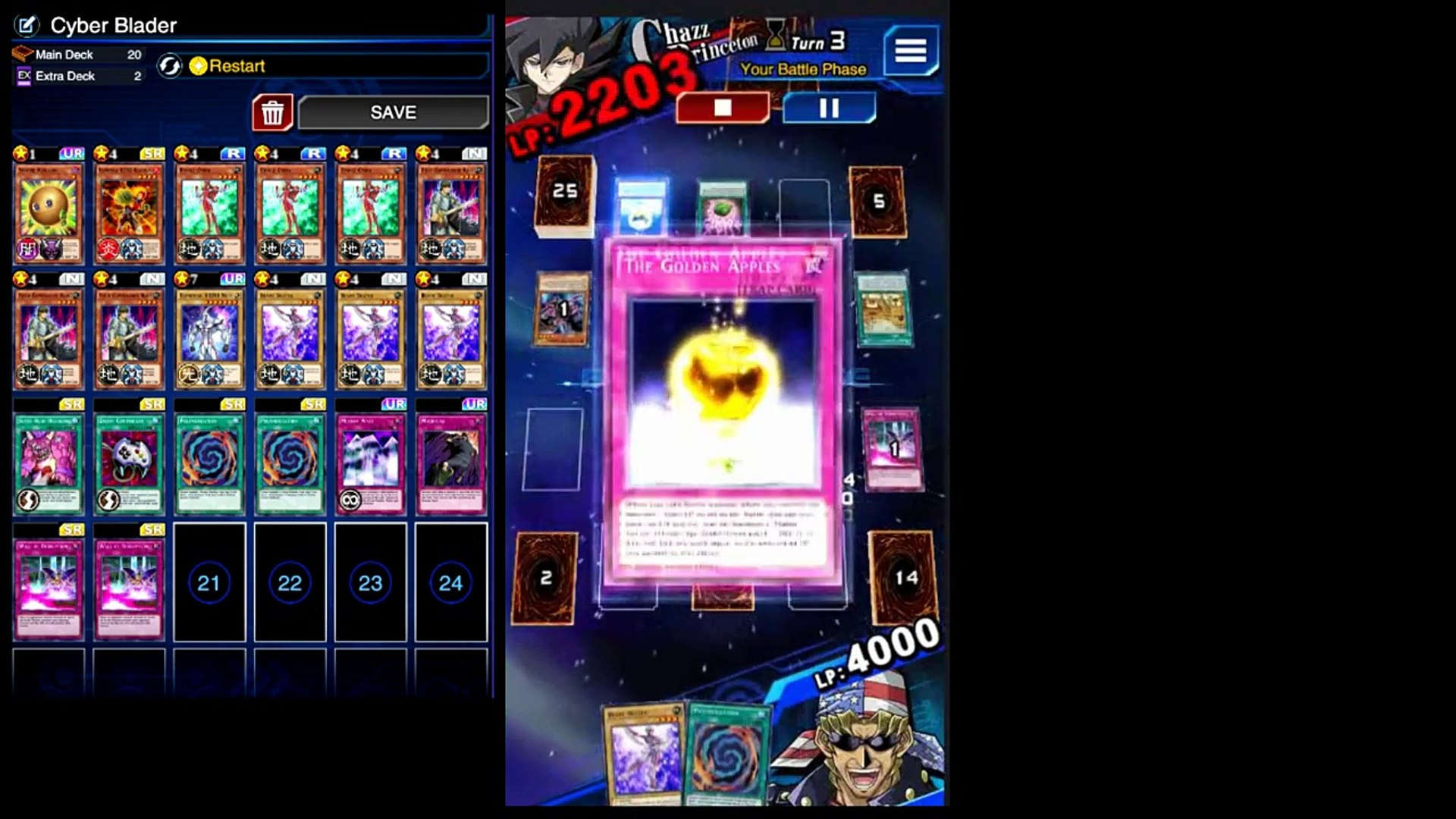 Yu Gi Oh Duel Links Cyber Blader Dailymotion Video