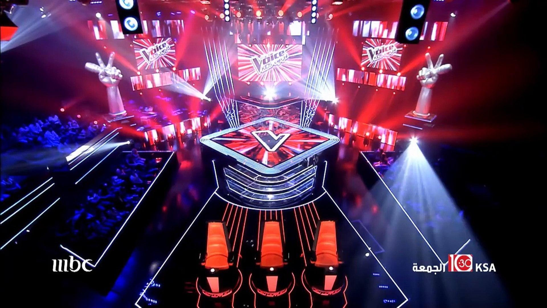 فرصة ثانية لمتابعة  The Voice Kids في موسمه الأول كل جمعة ال 10:30 مساءً  بتوقيت السعودية