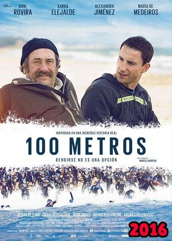 100 Metros PELICULA EN ESPAÑOL ONLINE Y DESCARGA HD