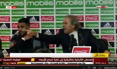 Madjer clash Djebbour : «Taisez-vous ! Vous êtes l'ennemi de l'EN !»