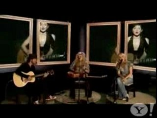 Aly & AJ cover Black Horse & The Cherry Tree
