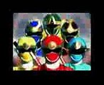 Power Rangers Ninja Storm (With Samurai Theme)