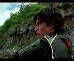 Power Rangers Ninja Storm - All Dustin Morphs (Yellow Ranger)