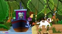 Adventures of Annie & Ben: Witch Switch | Cartoons for Children | Funny Cartoons | HooplaKidz TV