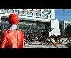 Power Rangers Samurai - Green Samurai Ranger Morph (Shinkenger Effects)