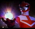 Power Rangers Time Force - Red Ranger Battlizer Morph and Fight (Beware the Knight Episode)
