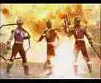 Power Rangers Dino Thunder - Dino Thunder and Ninja Storm Teamup Weapons