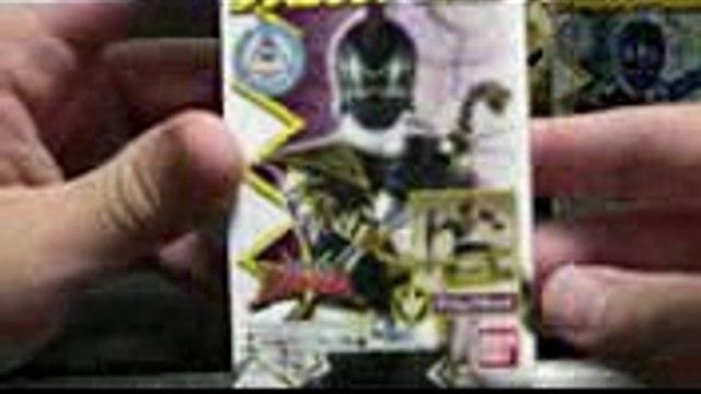 đồ chơi siêu nhân khủng long sấm sét Power Rangers Dino Thunder Figure Toys 파워레인저 다이노썬더 피규어 장난감 (1)