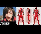 Power Rangers VS Super Sentai Part 13 Power Rangers Ninja Storm VS Ninpuu Sentai Hurricanger