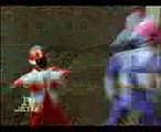 Power Rangers Lightspeed Rescue - The Power Rangers summon the Rescue Zords
