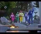 Power Rangers Lightspeed Rescue - Nancy meets the Power Rangers
