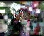 Power Rangers Ninja Storm - Red Ranger Battlizer Morph and Fight (Shane's Karma Episode)