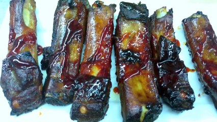 How to Make Chinese Barbecue Char Siu Spareribs Recipe