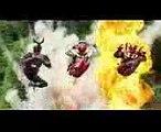Kamen rider fight