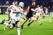 Superbe performance de Gabriel Lacroix face aux All Blacks