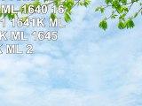 3 x Rebuilt Toner für Samsung ML 1640 1640K ML 1641 1641K ML 1642 1642K ML 1645 1645K ML