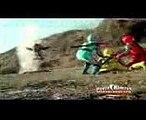 Power Rangers Ninja Storm - Looming Thunder - Power Rangers vs Terramole