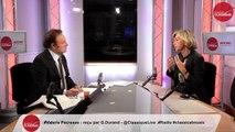 """""""Emmanuel Macron n'est pas un ovni politique. C'est un héritier de Strauss-Kahn, un blairiste"""" Valérie Pécresse (15/11)"""