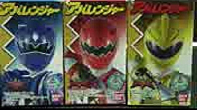 đồ chơi siêu nhân khủng long sấm sét Power Rangers Dino Thunder Toys 파워레인저 다이노썬더 장난감 (2)