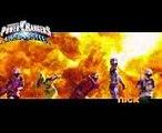 Power Rangers Ninja Steel Team Up (Ninja StormAlien Rangers)