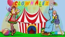 Cartoni animati per bambini piccoli, Macchina polizia, camion dei pompieri, Coloriamo insieme