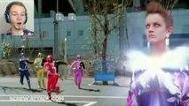 Lets Watch DEATH BATTLE | Tigerzord VS Gundam Epyon