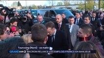 Emploi : le coup de pouce de Macron aux jeunes des banlieues