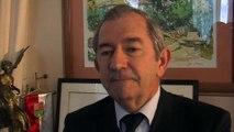 Eric Le Dissès, le maire de Marignane