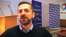 François Bourasse, le directeur de la raffinerie Total La Mède