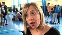 Linda Bouchicha, adjointe Jeunesse, Citoyenneté, Formation, Ville de Martigues.