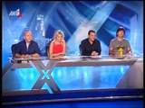 X FACTOR 1 AUDITIONS E03