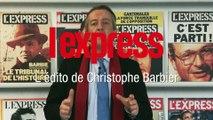 """Charlie Hebdo: """"Edwy Plenel a entièrement tort"""" - L'édito de Christophe Barbier"""