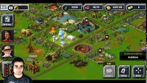 Jurassic Park BUILDER #16 | Mala Racha | GamePlay Español Latino