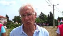 Interview de Gaby Charroux, député-maire de Martigues