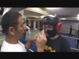 Boxe Anglaise: Sparing 2007_N°1