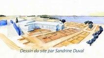 Presentation par Jean Chausserie Lapree, archeologue de la Ville