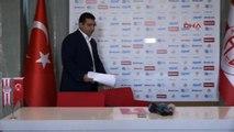 Antalyaspor'da başkan Ali Şafak Öztürk'ten kongre kararı