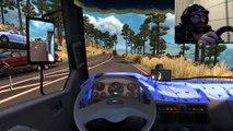 Euro Truck Simulator 2 BMC Pro 827 Kirkayak Antalya Konya Domates Logitech G29