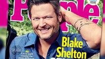 Blake Shelton Responds to 'Sexiest Man Alive' Win